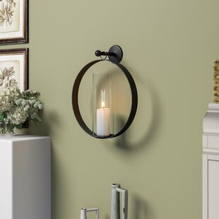 Hanging Candle Sconce & Outdoor Candle Sconces | Wayfair