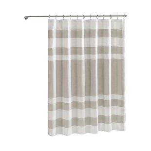 Brown Ivory Cream Shower Curtains Youll Love