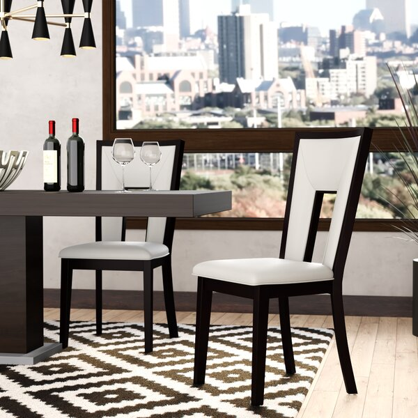 Best #1 Hillcrest Side Chair (Set Of 2) By Brayden Studio Today Only Sale