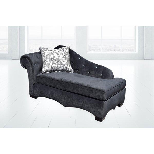 Lutton Chaise Lounge By Rosdorf Park