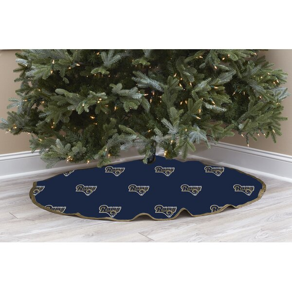 NFL Christmas Tree Skirt by Pegasus Sports