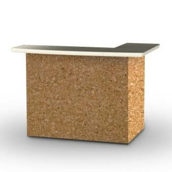 Corkboard Bar Set by Best of Times