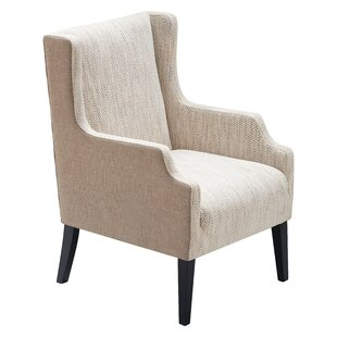 Budget Barton Wingback Chair ByTommy Hilfiger