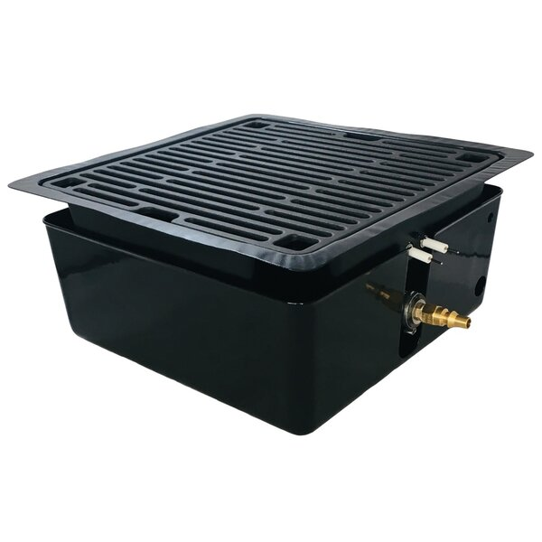 Generations 1-Burner Built-In Propane Gas Grill by Traditions
