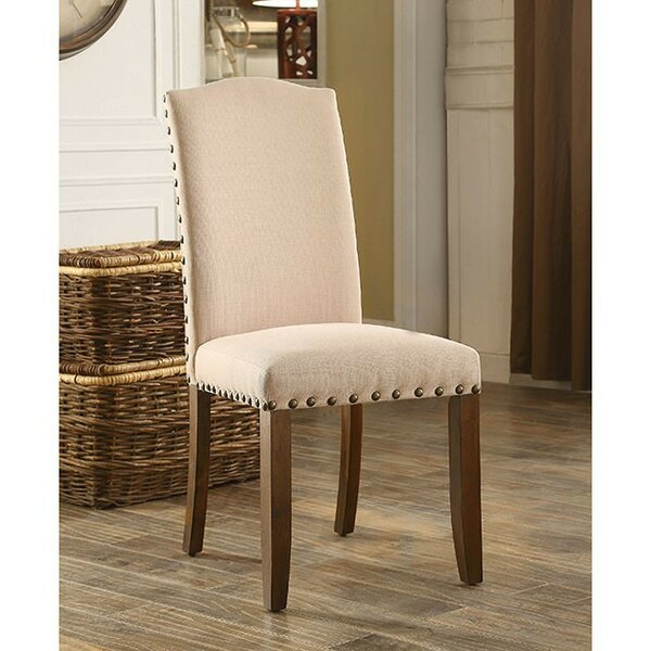 Rhoades Upholstered Dining Chair (Set of 2) by Gracie Oaks