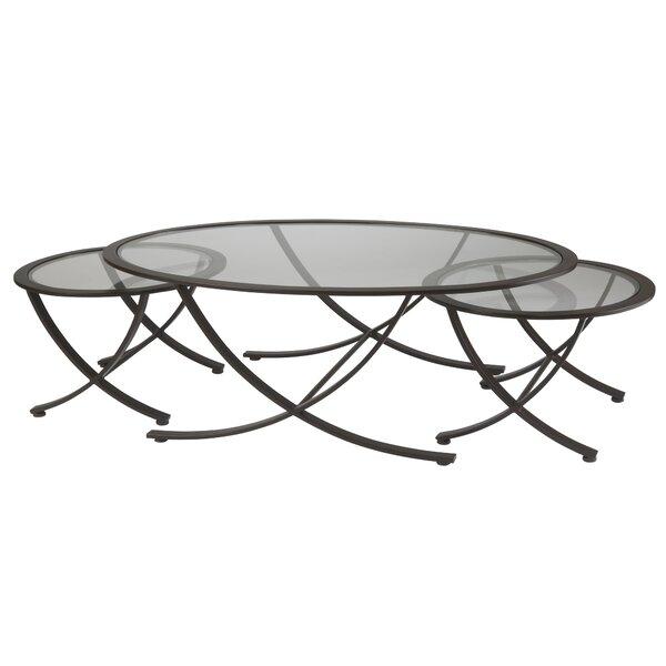 Wellington 3 Piece Coffee Table Set by Allan Copley Designs
