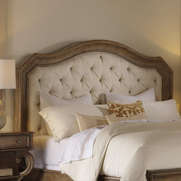 Unruh Upholstered Panel Headboard by Ophelia & Co.