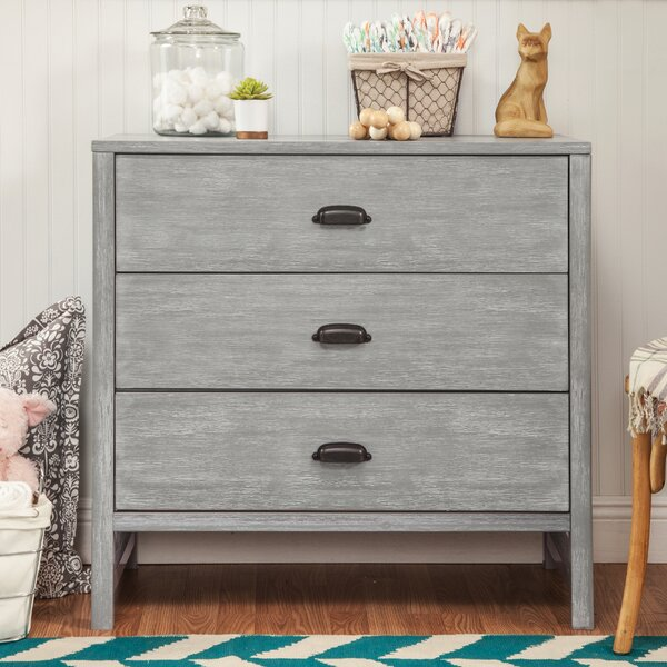 Fairway 3 Drawer Dresser by DaVinci