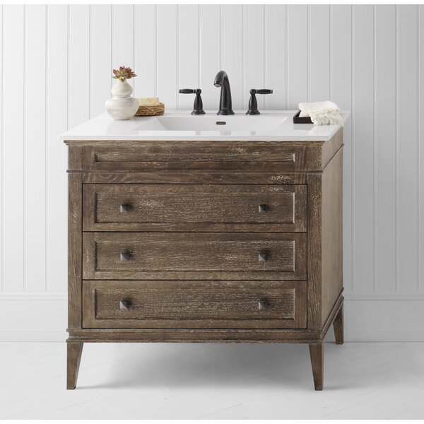 Laurel 36 Single Bathroom Vanity Set by Ronbow