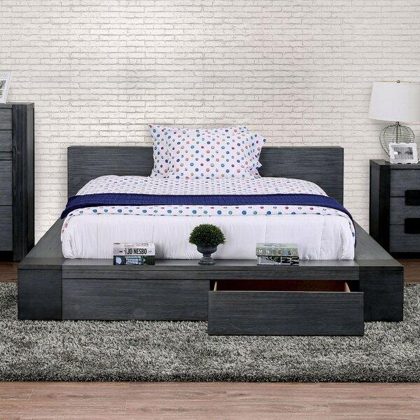 Rudden Storage Standard Bed by Loon Peak