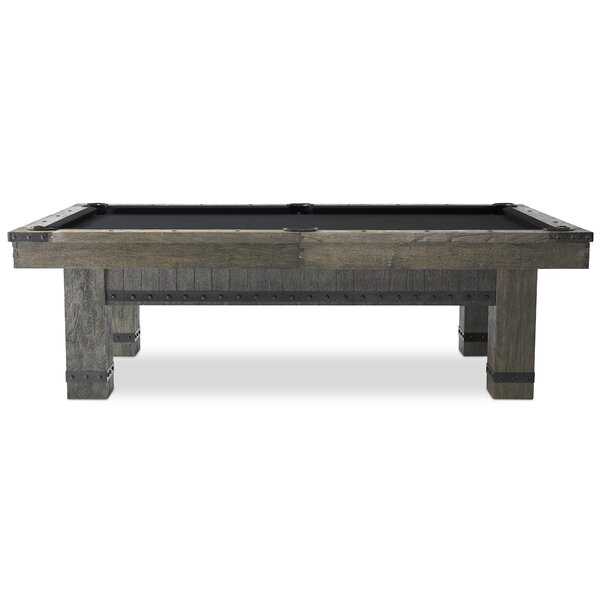 Morse Slate Pool Table by Plank & Hide