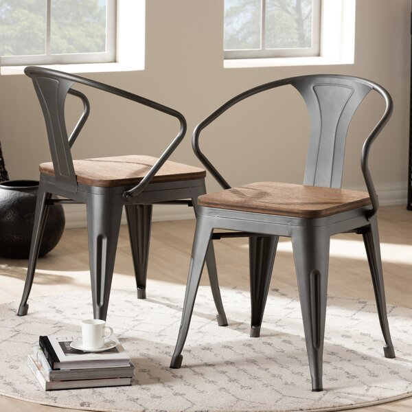 Stacie Dining Chair (Set of 2) by Williston Forge