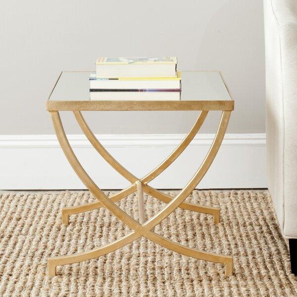 Mariya End Table by Willa Arlo Interiors