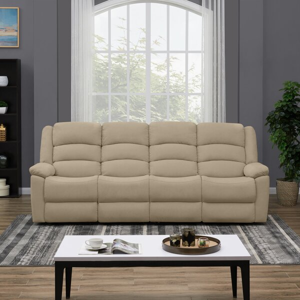 Romarin Reclining Sofa By Red Barrel Studio Great price