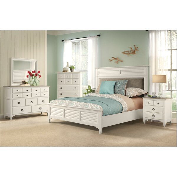 Brenna Panel Configurable Bedroom Set by Highland Dunes