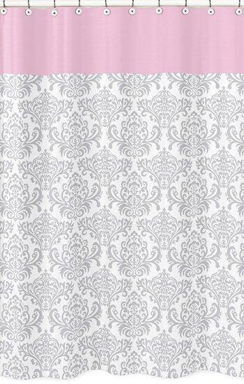 Elizabeth Cotton Shower Curtain by Sweet Jojo Designs