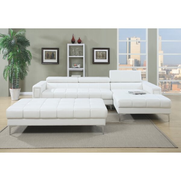 Heider Sectional by Orren Ellis