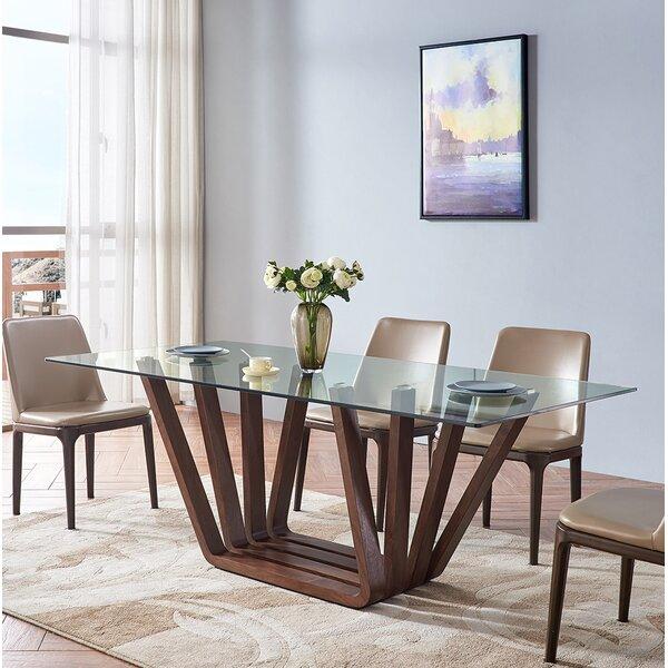 Orey Dining Table by Orren Ellis