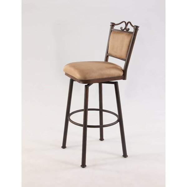 30 Swivel Bar Stool by Chintaly Imports