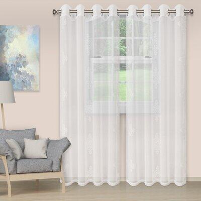 White Sheer Curtains You Ll Love In 2020 Wayfair