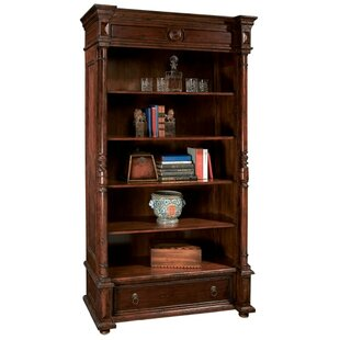 Comparison Coalville Classic Standard Bookcase By Fleur De Lis Living