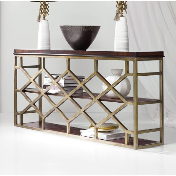 Melange Giles Console Table by Hooker Furniture Hooker Furniture