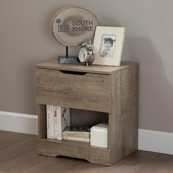 Holland 1 Drawer Nightstand by South Shore