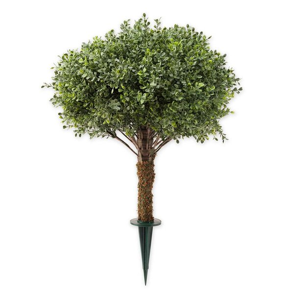 Faux Boxwood Topiary by Plow & Hearth