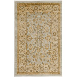 Austin Light Gray/Gold Area Rug