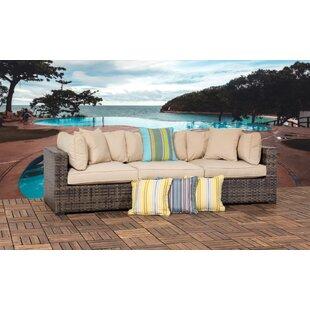 Resin Sectional Outdoor Furniture Wayfair