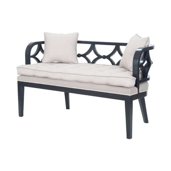 Ezra Upholstered Bench by One Allium Way