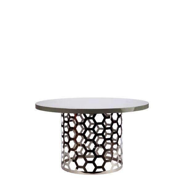 Jess Dining Table by Everly Quinn Everly Quinn