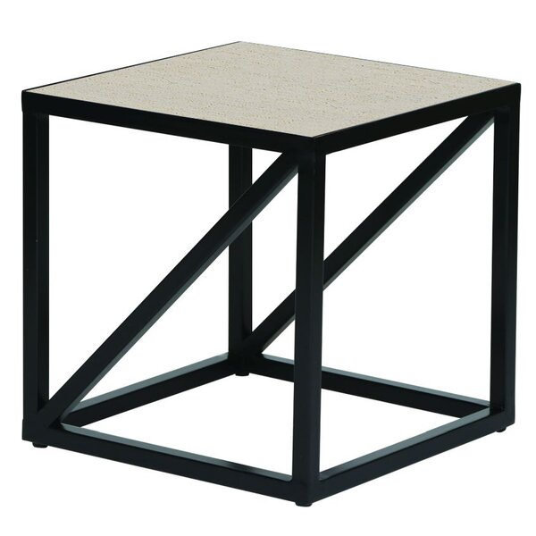 Rushville Squared End Table by Wrought Studio Wrought Studio
