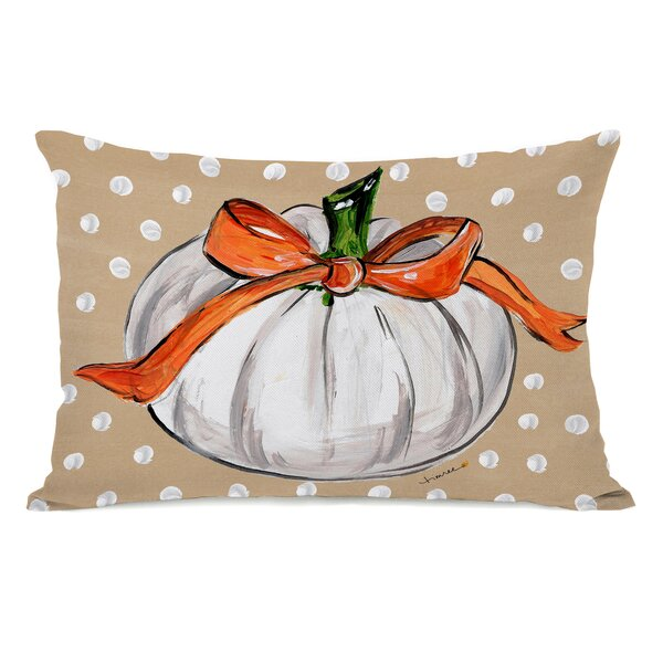 Comeaux Pumpkins Lumbar Pillow by August Grove