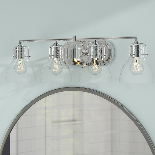 Koger 4-Light Vanity Light by Zipcode Design