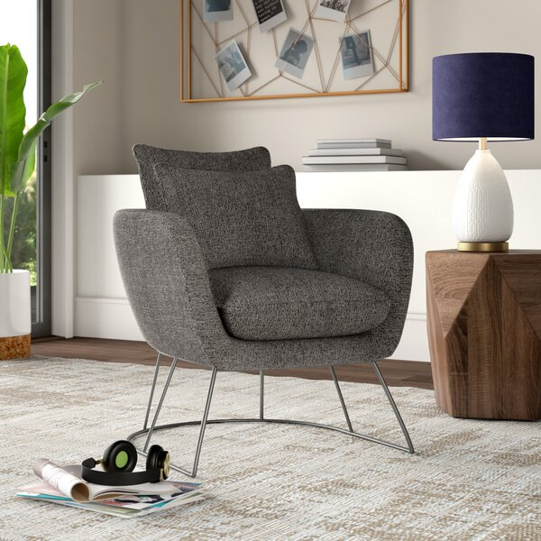 Richview Barrel Chair by Mercury Row