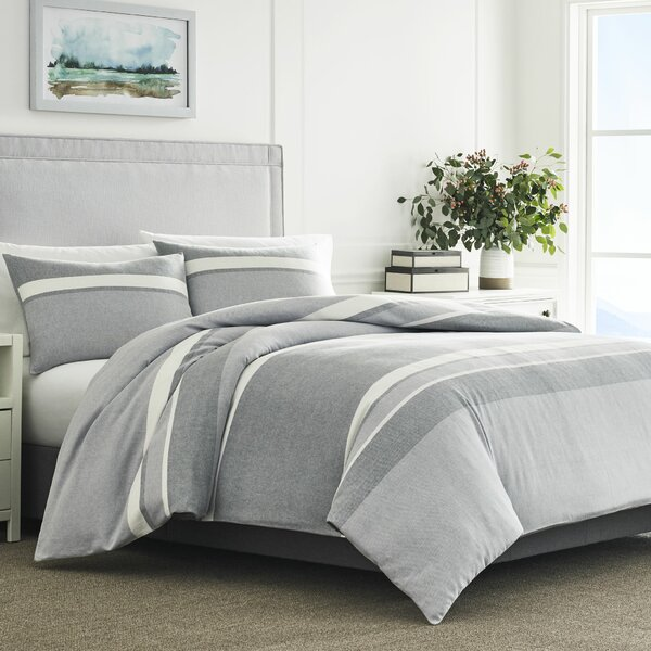 Clearview Reversible Comforter Set by Nautica