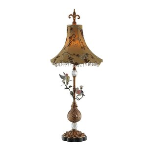 Table lamps with birds wayfair birds on branches 40 table lamp mozeypictures Images