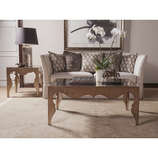 Van Cleef 2 Piece Coffee Table Set by Artistica Home Artistica Home