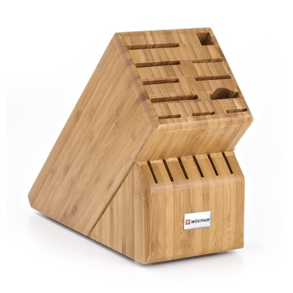 17 Slot Knife Block Cutlery Storage by Wusthof