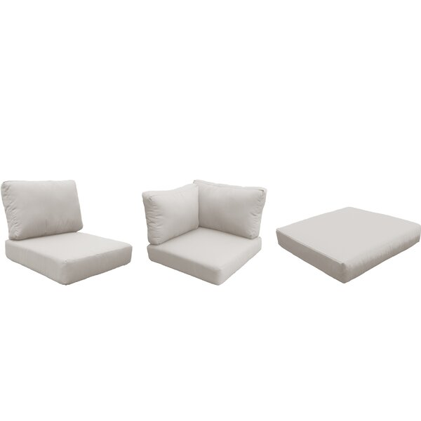 9 Piece Outdoor Cushion Set by Sol 72 Outdoor Sol 72 Outdoor