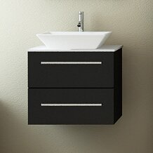 Carina 24 Single Wall Mounted Bathroom Vanity Set by JWH Living