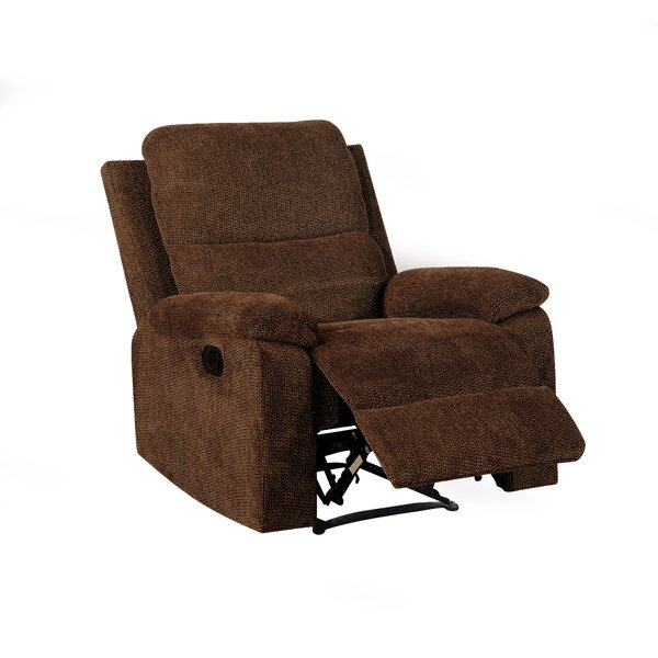 Kibler Manual Recliner by Winston Porter