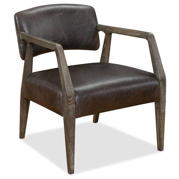 Mason Exposed Armchair by Hooker Furniture