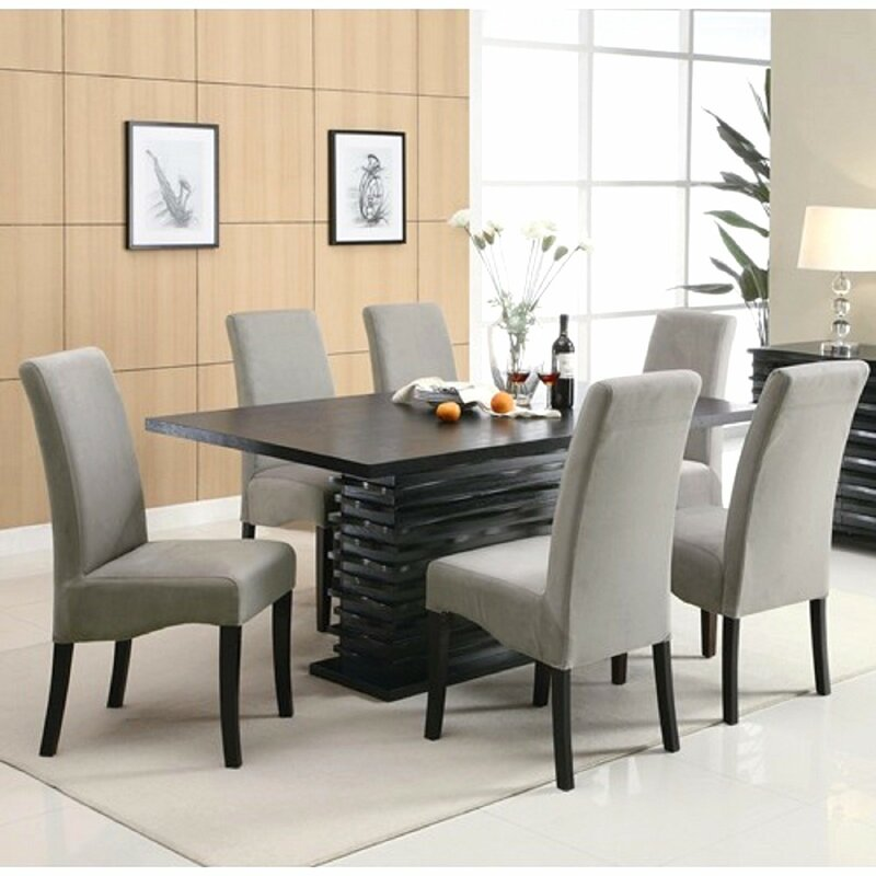 Infini Furnishings Jordan 7 Piece Dining Set & Reviews | Wayfair