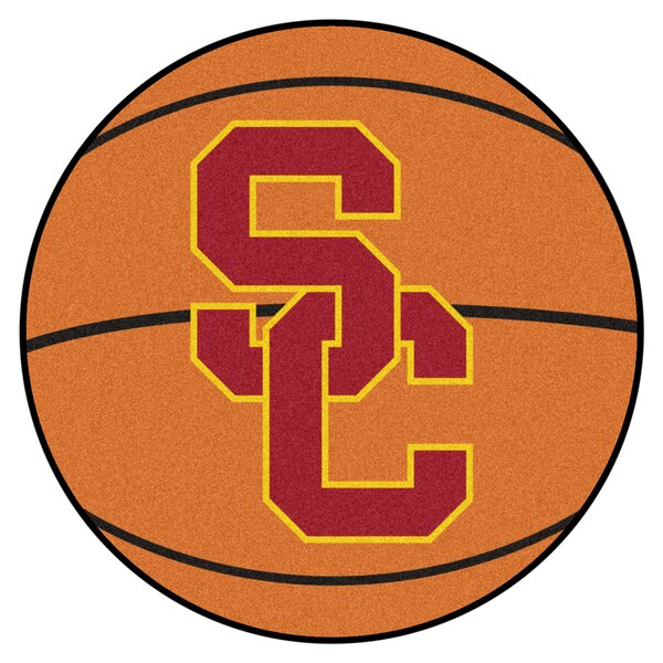 NCAA University of Southern California Basketball Mat by FANMATS