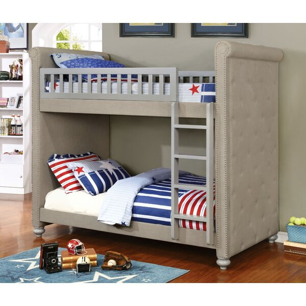 Marci Twin over Twin Bunk Bed by Viv + Rae