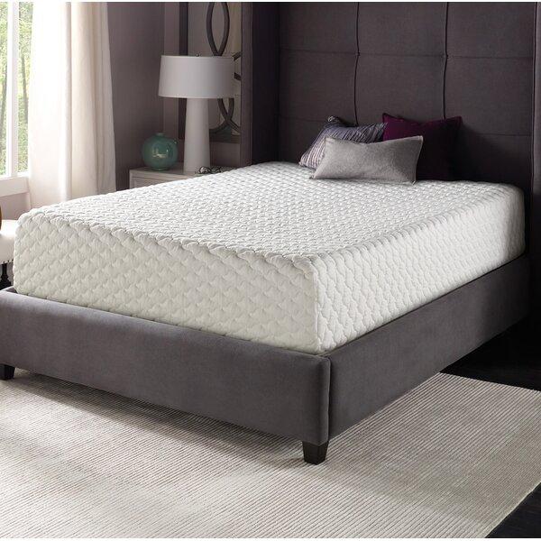 Beautyrest 12 Medium Gel Memory Foam Mattress by Simmons Beautyrest