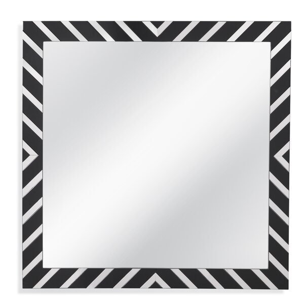 Bickerstaff Wall Accent Mirror by Wrought Studio