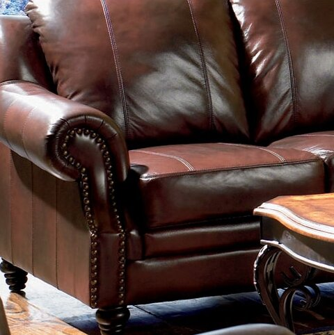 Harvard Reclining Leather Configurable Living Room Set by Wildon Home ®